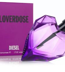 Diesel Loverdose i matt lipstick