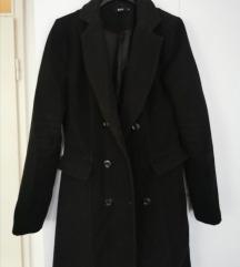 Crni ženski kaput M