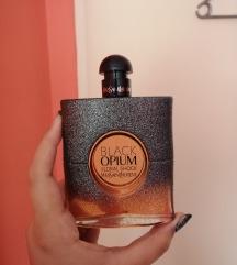 parfem YSL Black Opium Floral Shock tester 90ml