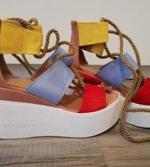 Sandale špagerice
