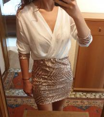 Šljokasta party haljina - univerzalna veličina