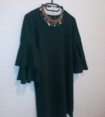 RASPRODAJA PROFILA Zelena haljina