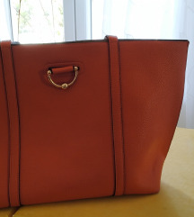 narančasta torba Carpisa like